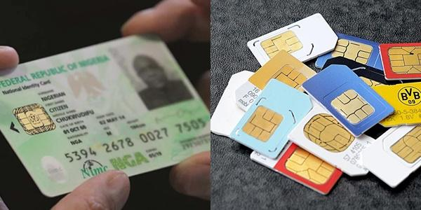 FG to extend SIM cards linkage to NIN
