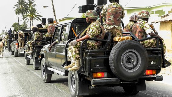 Army foils abduction of Turkish school students and staff in Kaduna bandist