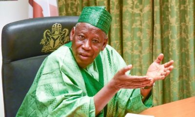 Ganduje lists amounts paid for judges' furniture, medical, accommodation, other allowances