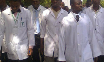 doctors strike Gbajabiamila Reps