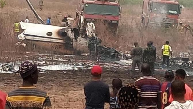 Image result for AIRFORCE JET CRASH IN ABUJA
