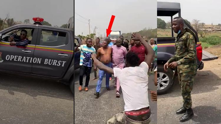Igboho vs DSS and Malami