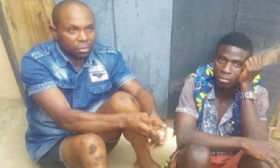 suspected gay men, Ondo, Amotekun