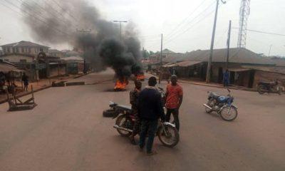 Protest rocks Ekiti, suspected herdsmen kill Farmers, Amotekun corps