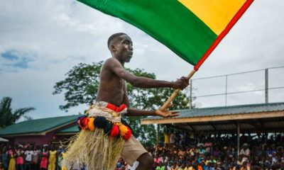 Remove term: Ghana 64th Independence Ghana 64th IndependenceRemove term: #TheflagTheFace challenge #TheflagTheFace challenge