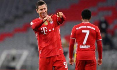 Lewandowski wins German player of the year