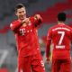 Lewandowski Haaland Bayern Dortmund Allianz Arena
