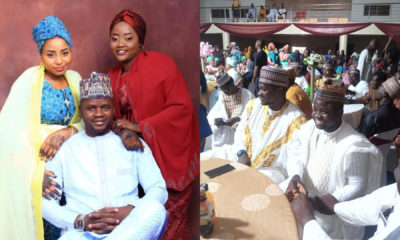 All Progressives Congress, Babangida Sadiq Adamu,, marriage