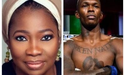 Adesanya Ebuka Abike Dabiri Omojuwa UFC Blachowicz