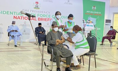 AstraZeneca, NPHCDA, Dr. Faisal Shuaib, Minister of Health, Dr. Osagie Ehanire, Minister of Information and Culture, Lai Mohammed; Minister of Foreign Affairs, Geoffrey Onyeama, Nigeria Centre for Disease Control, Dr. Chikwe Ihekweazu