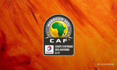 CAF U-17 AFCON Morocco 2021