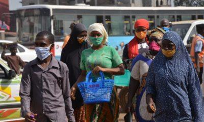 Face mask, Covid-19, Abuja
