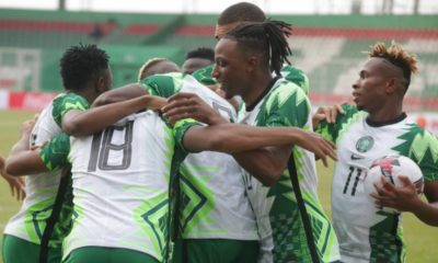 Ahmed Musa AFCON qualifiers Gernot Rohr
