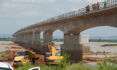 National Inland Waterways, Chief George Moghalu, 2nd Niger Bridge