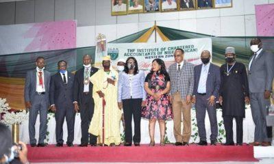 Pastor Enoch Adeboye, Covid-19, ICAN