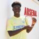 Bukayo Saka, Arsenal Player of the Month award, Granit Xhaka, Pierre-Emerick Aubameyan