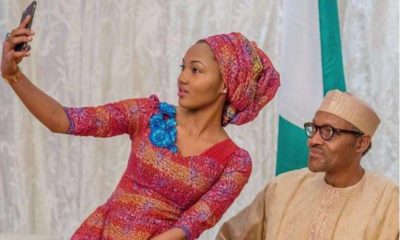 Zahra Buhari-Indimi, buhari daughter fraud, Nasiru Aliyu, N51bn fraud