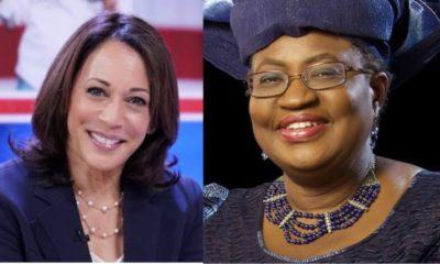 Kamala Harris, Ngozi Okonjo-Iweala