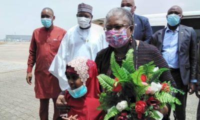 Okonjo-Iweala Buhari WTO Nigeria