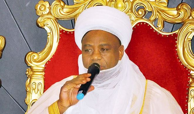Sultan of Sokoto, Alhaji Sa'ad Abubakar III, FG, Nigeria