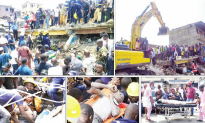 Kunle Awobodu, Nigerian Institute of Building, building collapse, Minister of Works and Housing, Babatunde Raji Fashola, Council of Registered Builders of Nigeria, COBON, National Building Code