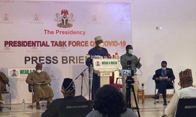 8,000 Nigerians vaccinated, Presidential Task Force on COVID-19, NPHCDA, Dr. Faisal Shuaib
