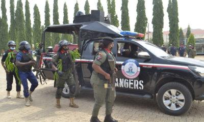 Nigeria Security and Civil Defence Corps, Hassan Sani, Auwal Mohamed, Mohamed Mustapha, Mudashiru Abubakar and Ibrahim Rabiu, Samuel Maigari