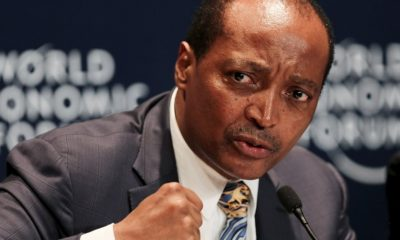 Patrice Motsepe CAF Africa World Cup