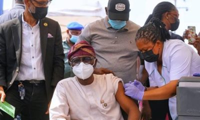 88 accredited COVID-19 vaccination centres in Lagos, Commissioner for Health, Prof. Akin Abayomi