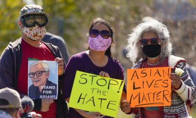 #StopAsianHate Anti-Asian violence Georgia killings Atlanta