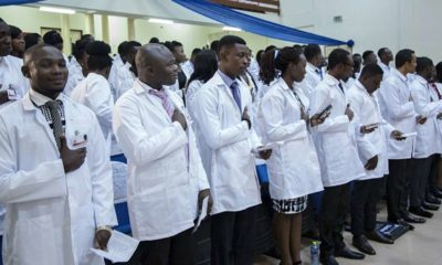 doctors killed by COVID-19, NARD National President, Dr Uyilawa Okhuaihesuyi, Festus Keyamo, Olorunnimbe Mamora, Osagie Ehanire and Chris Ngige, Chairman of the Presidential Task Force on COVID-19, Boss Mustapha