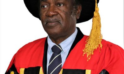National Postgraduate Medical College of Nigeria, Prof. Owoidoho Udofia, Professor of Psychiatry