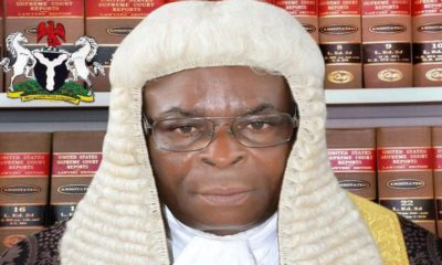Why Buhari fired me, former CJN Onnoghen, Chief Ogwu James Onoja, former Vice President, Atiku Abubakar