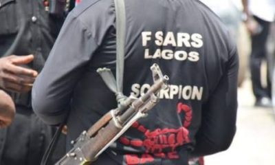 Death Chamber, Ex-SARS. horror facility, Action Group on Free Civic Space, Ikenga Tochukwu, #EndSARS