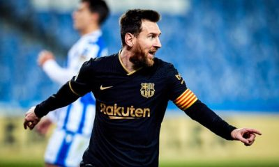 Messi Xavi Barcelona record