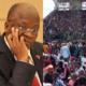 Stampede at Magufuli funeral family of five die
