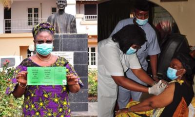 Azikiwe widow, Ekwueme widow, Ndi Igbo vaccine,
