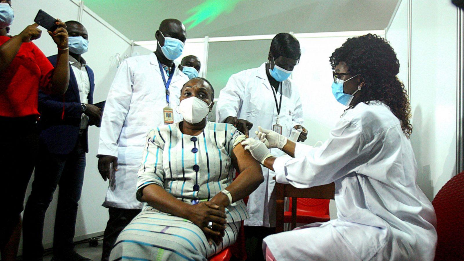 Nigeria records 8,439 COVID-19 vaccine's adverse reactions - NPHCDA