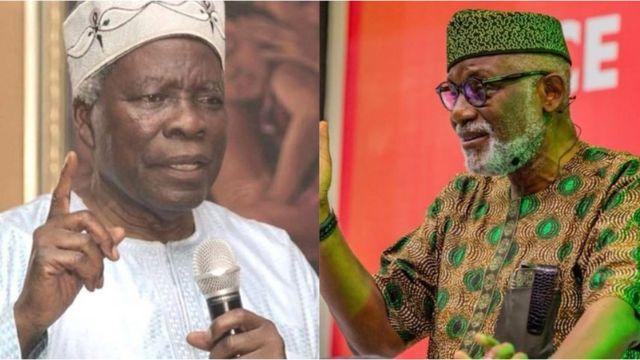 Ilana Omo Odua Akeredolu Yoruba Nation Akintoye
