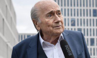 Blatter FIFA Valcke