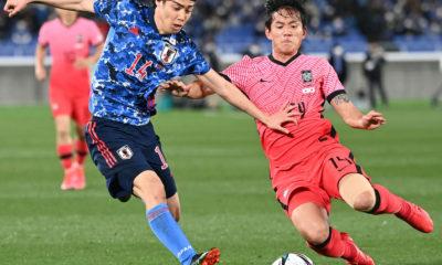 Japan South Korea friendly