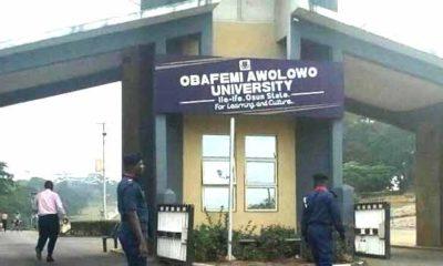 OAU campus guard, Fisayo Oyeniyi, OAU suicide