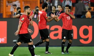 Egypt qualify for AFCON