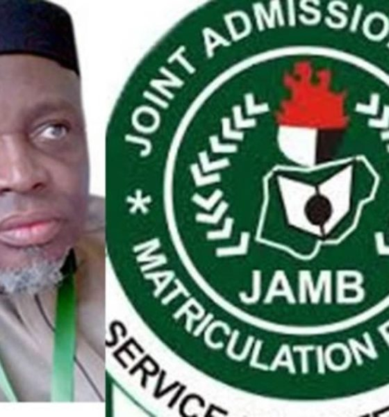 JAMB cancels 25 UTME centres nationwide