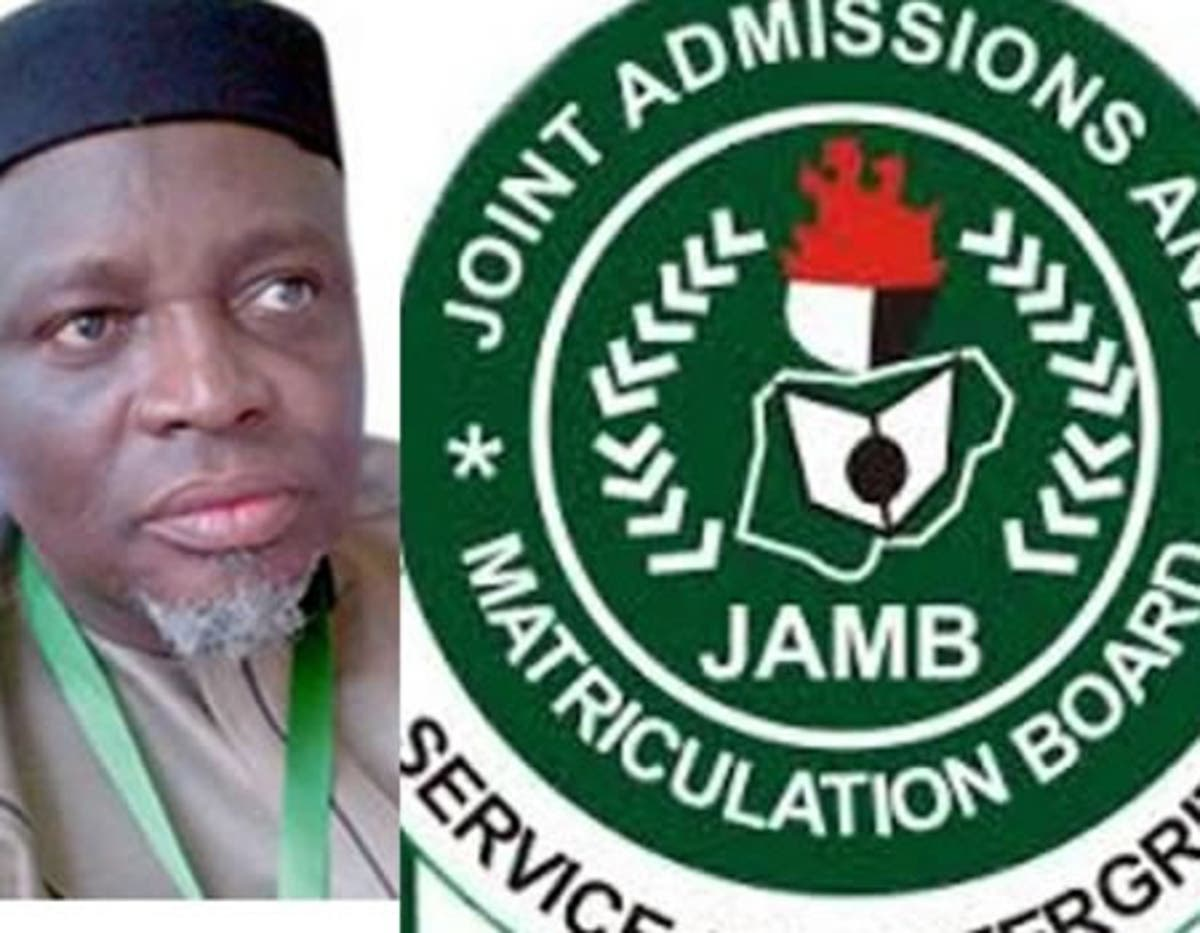 JAMB uncovers 500,000 fake UTME candidates through NIN- Registrar