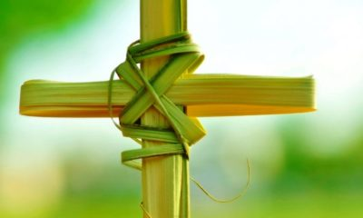 10 facts about #PalmSunday, palm branches, Good Friday, Christendom,