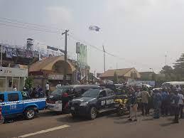 Super Eagles vs Lesotho, Lagos State Sports Commission, Sola Aiyepeku, traffic at Teslim Balogun Stadium