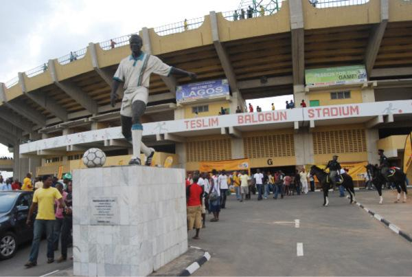 fans paid N15,000 to watch Eagles, Sola Aiyepeku, Chairman of Lagos Sports Commission