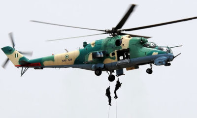 NAF's missing jet crashed, NAF pilots whereabouts unknown