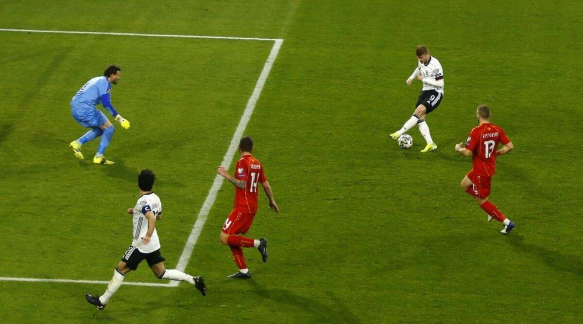 Fans mock Werner, Germany 2 -1 loss to North Macedonia